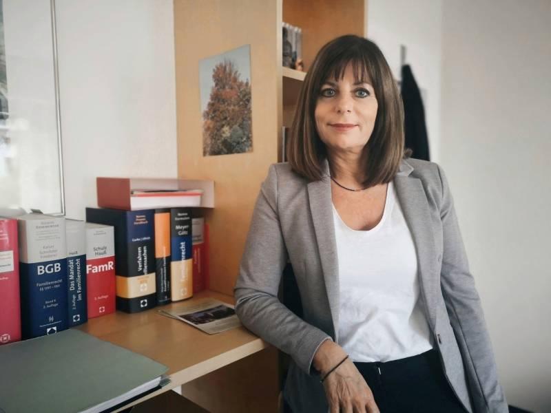 Rechtsanwältin Vaterstetten Brigitte Bencker